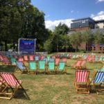 Visit Stains BID - Wimbledon screening and open-air cinema